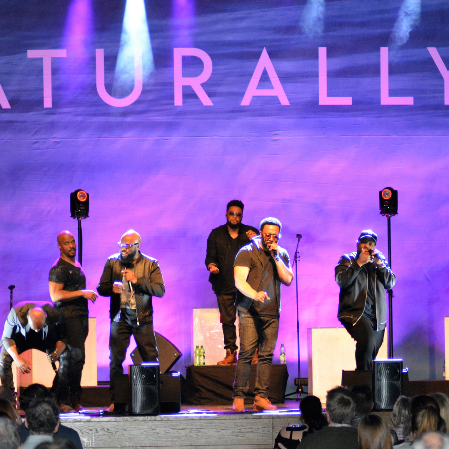 Naturally 7 aus New York -  © by Michael H. Schmitt