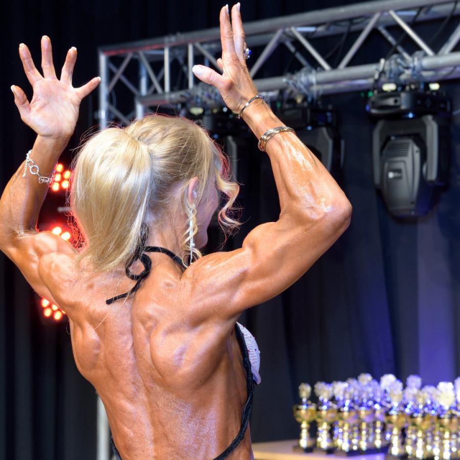 Besuch bei Extremsportlerin Anneke Gerdemann ©by Michael H. Schmitt