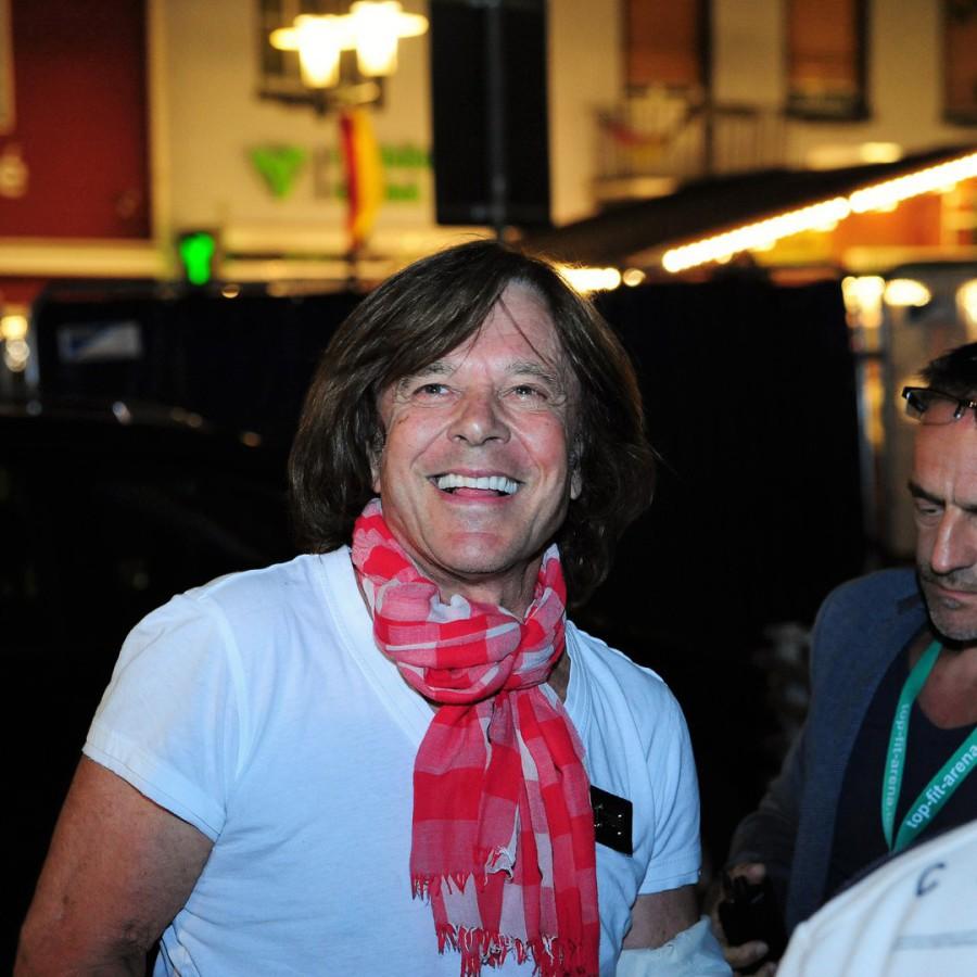 Jürgen Drews - Backstage