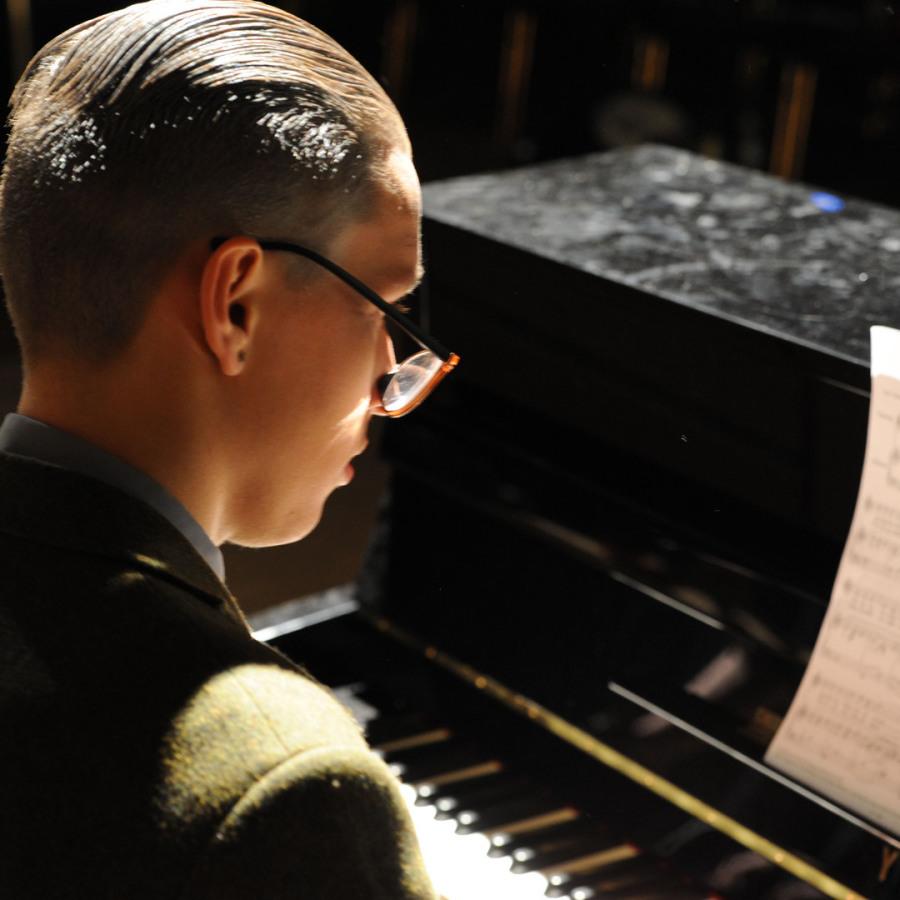 Pianist - Junges Ensemble Mariengarden